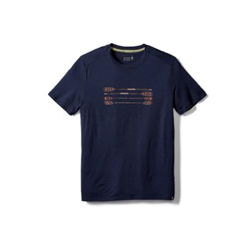 2017新品美国Smartwool男士户外运动T恤防晒速干衣短袖