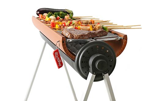 欧文的派对 火影创意烧烤炉
