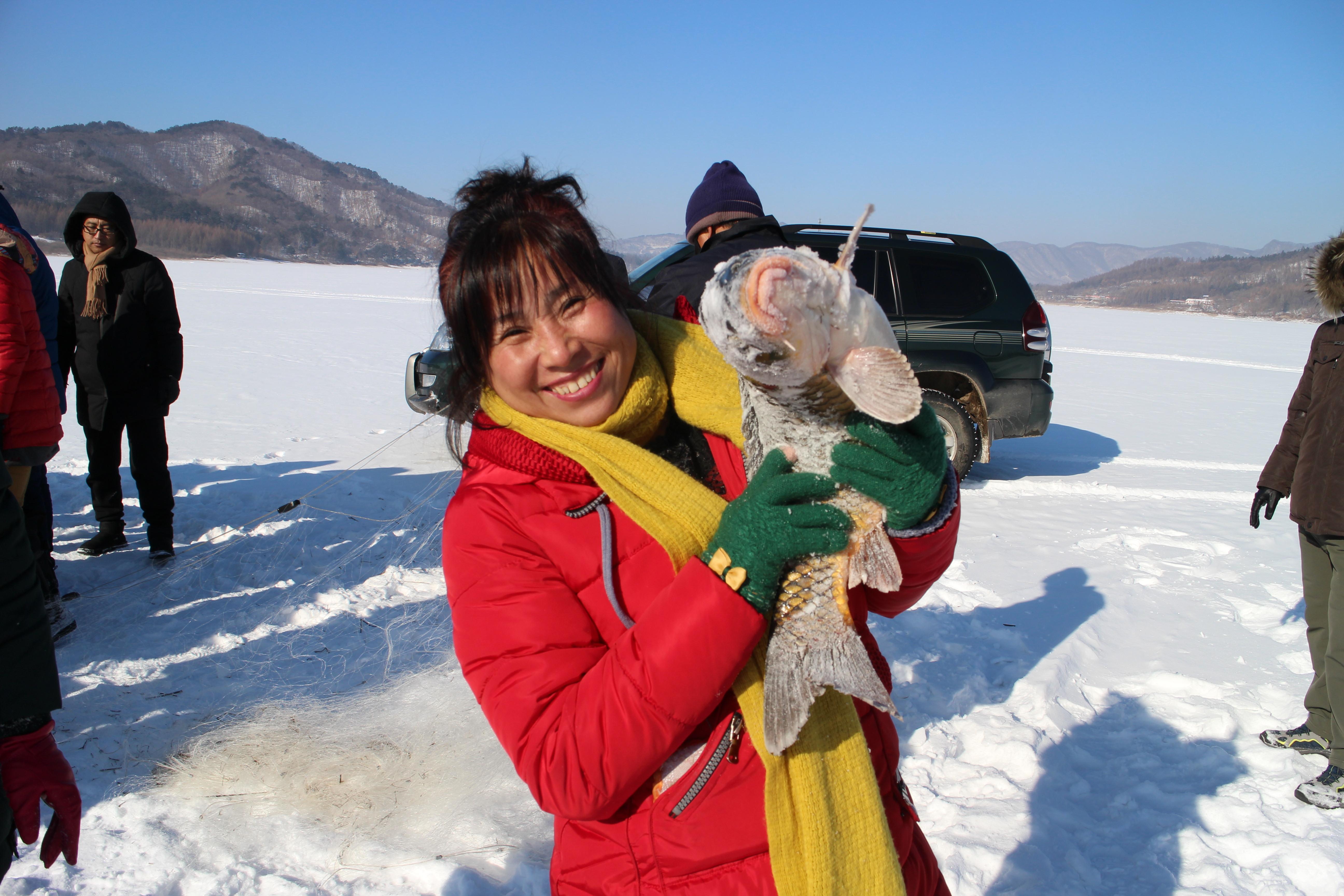 燕子户外17.1.7日和睦戏雪和捕鱼节活动通知