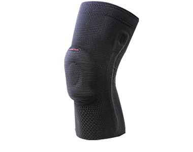 羚途运动护膝保暖防寒短护互漆滕盖腿部