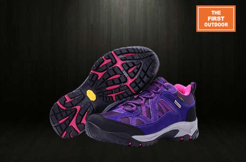 免费、免报告,免不了您的支持,THE FIRST OUTDOOR之女款徒步鞋