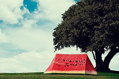 露营季 | 看看国外怎么玩转帐篷!