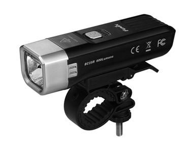 Fenix菲尼克斯BC25R USB充电城市夜骑自行车灯