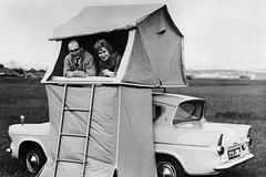 怀旧 | 黑白年代 上世纪的露营装备